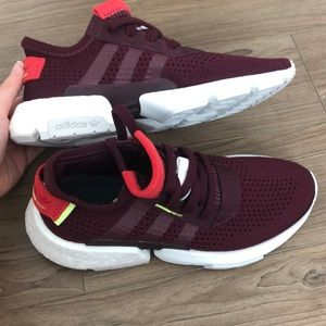 adidas Shoes - NWT Adidas Pod S-3.1 Maroon Sneakers